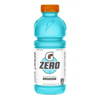 Gatorade Zero Glacier Freeze Thirst Quencher (Pack of 24)
