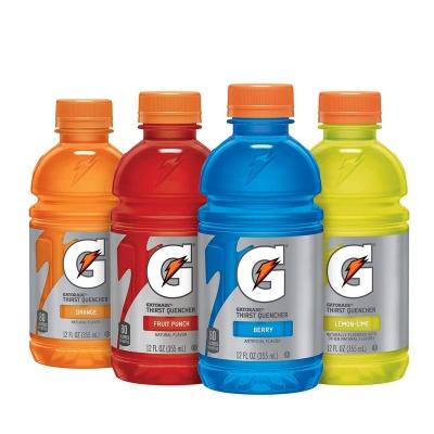 Buy Gatorade 12 oz Bottle - 24/Case by Pallet on sale online