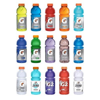 Buy Gatorade 20 oz Wide Mouth Bottle - 24 Bottles by Pallet on sale online