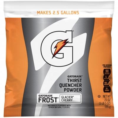 Buy Gatorade Glacier Cherry 2.5 Gallon Instant Powder - 21 oz Gatorade Mix on sale online