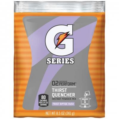 Gatorade Riptide Rush 1 Gallon Instant Powder - 8.5 oz Instant Gatorade Mix