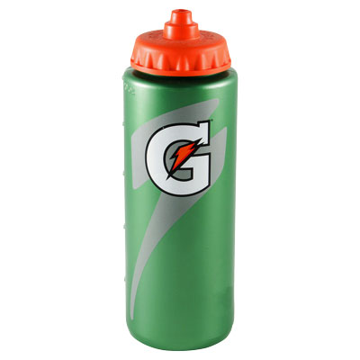 Gatorade 20 oz Squeeze Bottles - 100 per Case