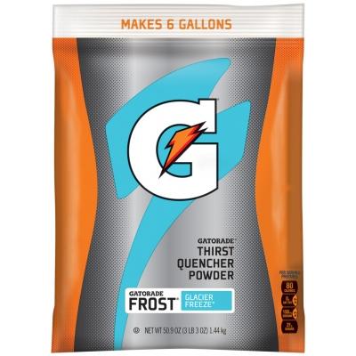 Gatorade Glacier Freeze 6 Gallon Powder - 51 oz Instant Gatorade Mix
