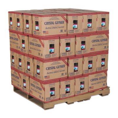 Alpine Spring Water 1 Gallon - 48 Cases, 6 Bottles/Case,