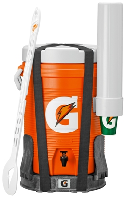 Gatorade Portable Cooler Truck Bracket