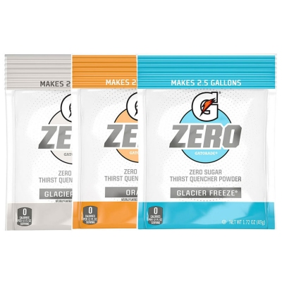 Gatorade G Zero 2.5 Gallon Make Your Variety Pack (Pack of 12)
