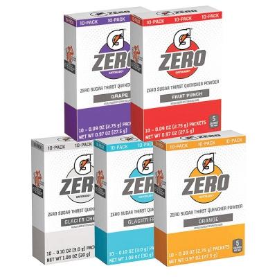 Buy Gatorade Zero Bulk Mix & Match Powder on sale online
