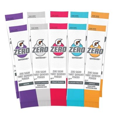 Gatorade Zero Bulk Thirst Quencher Powder Sticks Bundle (Pack of 600)