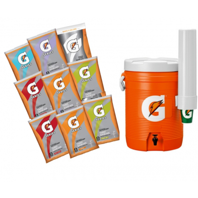 Industrial Hydration 6 Gallon Powder w/Free Cooler and Free Shipping