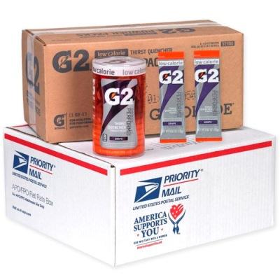 Gatorade G2 Grape Military Powder Packets