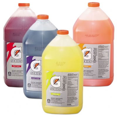 Gatorade 1 Gallon Liquid Concentrate Make Your Variety Pack