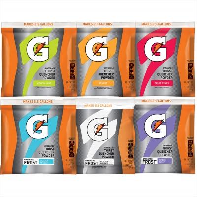 Buy Gatorade 2.5 Gallon Bulk Mix & Match - 21 oz Instant Gatorade Mix on sale online