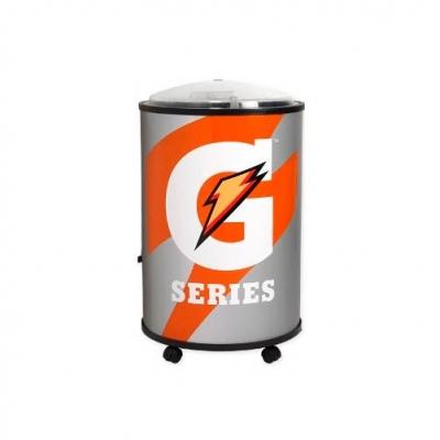 Gatorade Ice Barrel
