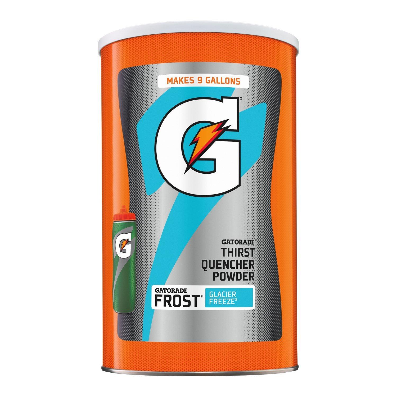 Gatorade Towel For Sale: Gatorade 9 Gallon Canister Glacier Freeze
