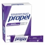 Propel Zero Calorie Grape Powder Packets - Propel Packs w/Electrolytes