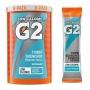 G2 Glacier Freeze .52 oz Powder Sticks Pack - Low Calorie Sports Drink