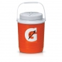 Gatorade 1 Gallon Cooler - Original Bright Orange-Design Cooler