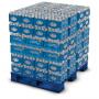Niagara Purified Water, 16.9-oz Bottle, 24 Bottles, 84 Cartons