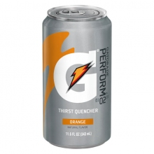 Buy Gatorade Cans - Orange - Can Gatorade 11.6 oz on sale online