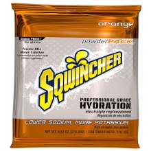 Sqwincher Orange 1 Gallon Powder Pack