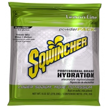 Sqwincher Lemon Lime 1 Gallon Powder Pack