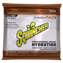 Sqwincher Tea 2.5 Gallon Powder Pack