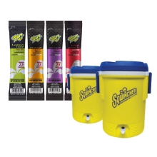 Buy Sqwincher ZERO Sugar Free 2.5 Gallon Powder with 2 Free Coolers on sale online