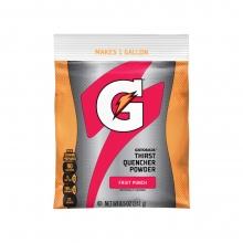 Gatorade Fruit Punch 1 Gallon Instant Powder - 8.5 oz Instant Gatorade Mix