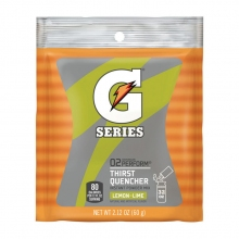 Buy Gatorade Lemon-Lime 1 Quart Instant Powder - 2.12 oz on sale online