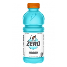 Gatorade Zero Glacier Freeze Thirst Quencher (Pack of 24)