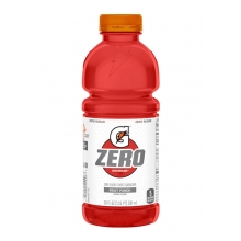 Gatorade Zero Fruit Punch Thirst Quencher (Pack of 24)