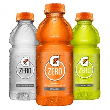 Buy Gatorade Zero Thirst Quencher on sale online