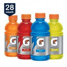 Gatorade 12 oz Bottle - 28/Case