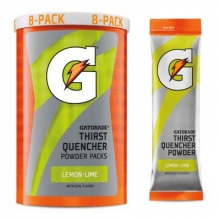 Buy Gatorade Lemon-Lime 1.34 oz Powder Packets - Instant Gatorade Packs on sale online