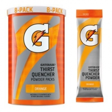 Buy Gatorade Orange 1.34 oz Powder Packets - Instant Gatorade Packs on sale online