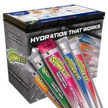 60 cs Sqwincher ZERO Sqweeze Freezer Pops & FREE 7 Cubic ft Freezer