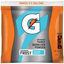 Gatorade Glacier Freeze 2.5 Gallon Instant Powder Mix - 21 oz Instant Gatorade Mix