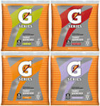 Gatorade Powder Variety Pack 2.5 Gallon - 21 oz. Instant Powder Mix