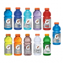 Gatorade 20 oz. Wide Mouth Bottle - 24 Bottles