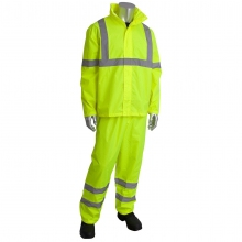 Buy Falcon Viz Type R Class 3 Two-Piece Value Rain Suit on sale online