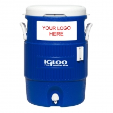 5 Gallon Water Coolers - Custom Logo
