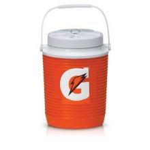 Gatorade 1 Gallon Cooler - Original Bright Orange-Design Cooler