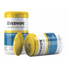 Buy Everwipe Disinfectant Wipes (75 Wipes/Tub, 6 Tubs/Case) *Free Shipping on sale online
