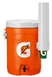 Gatorade 5 Gallon Cooler - Original Bright Orange-Design Cooler