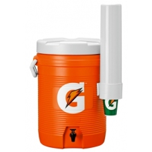 Gatorade 5 Gallon Cooler - Original Bright Orange Cooler