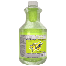 Sqwincher Zero Lemon-Lime 64 oz Liquid Concentrate - Sugar Free