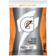 Gatorade Glacier Cherry 6 Gallon Powder - 51 oz Instant Gatorade Mix