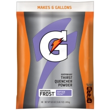 Gatorade Riptide Rush 6 Gallon Powder - 51 oz Instant Gatorade Mix