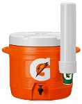 Gatorade 7 Gallon Cooler - Original Bright Orange-Design Cooler