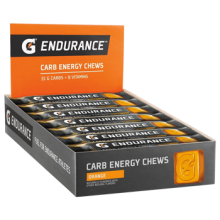 Buy Gatorade Endurance Carb Energy Chews - Orange on sale online